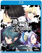 Devils and Realist Blu-ray