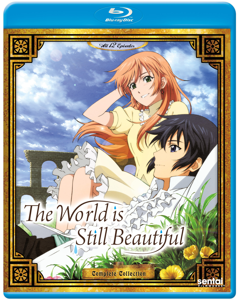 The World Is Still Beautiful Blu-ray 814131013880