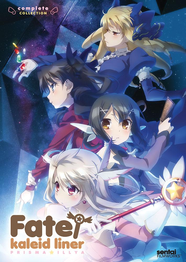 Fate/kaleid liner Prisma Illya DVD 814131013958