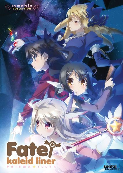 Fate/kaleid liner Prisma Illya DVD