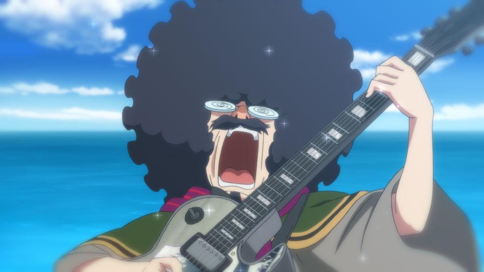 Samurai Jam Bakumatsu Rock DVD