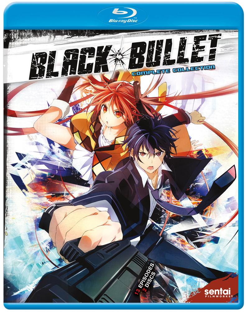 Black Bullet Blu-ray 814131013989