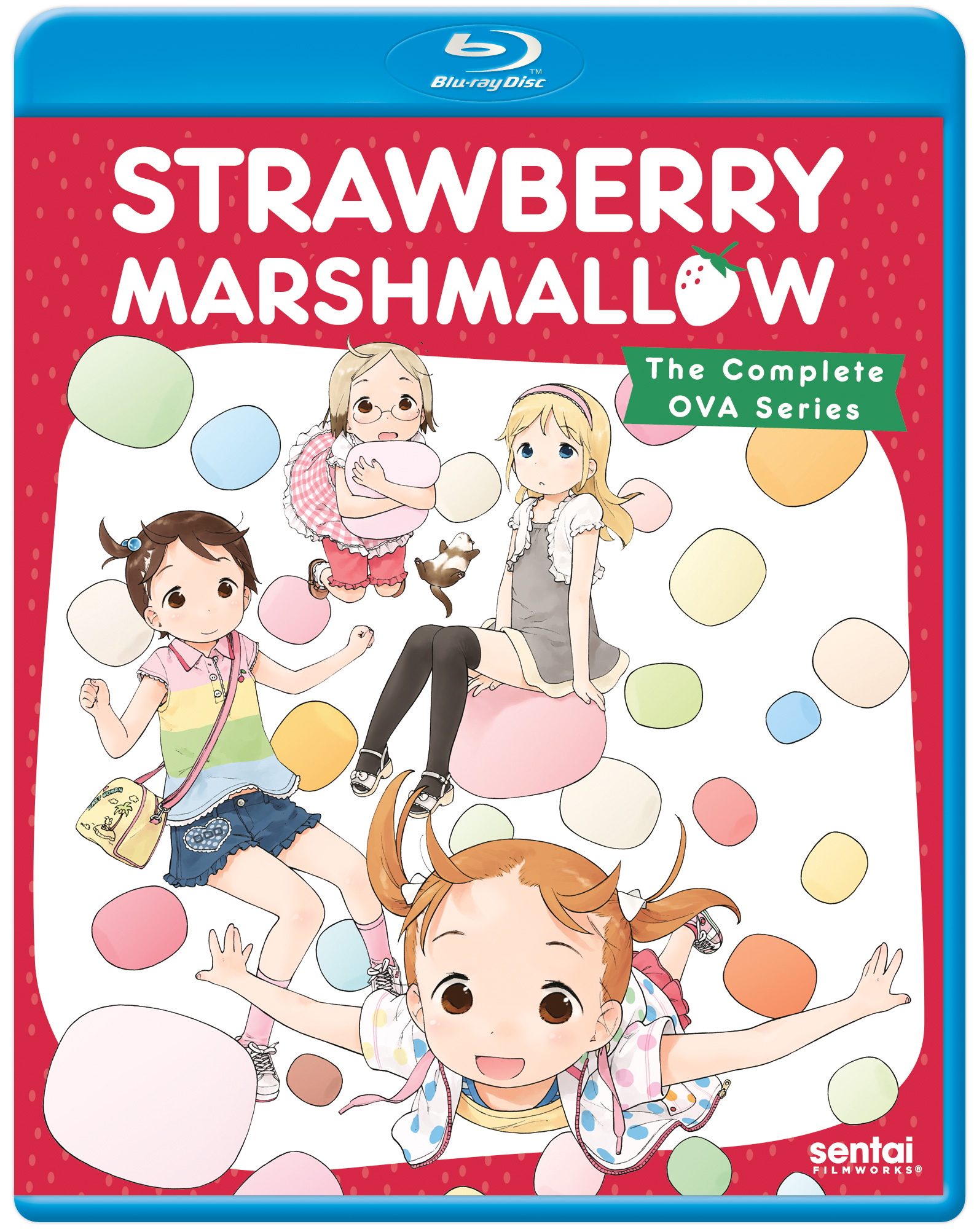 Strawberry Marshmallow OVA Blu-ray 814131013996