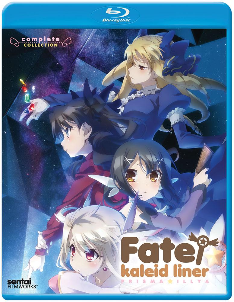 Fate/kaleid liner Prisma Illya Blu-ray 814131014054