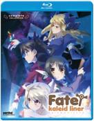 Fate/kaleid liner Prisma Illya Blu-ray