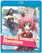 Student Council's Discretion Season 1 Blu-ray