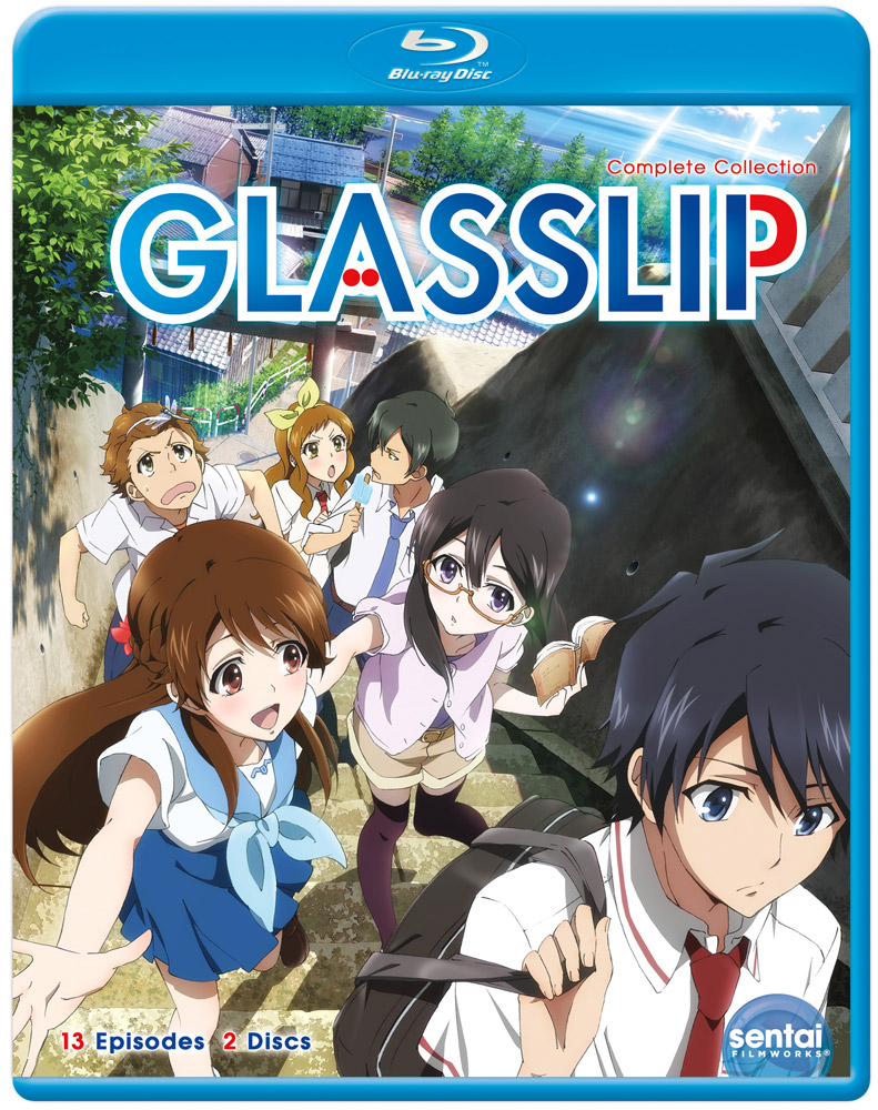 GLASSLIP Blu-ray 814131014085