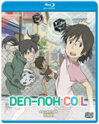 Den-noh Coil Collection 1 Blu-ray