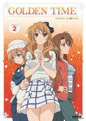 Golden Time DVD Collection 2