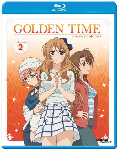 Golden Time Blu-ray Collection 2 814131014467