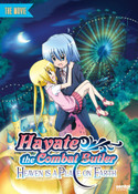 Hayate the Combat Butler Heaven is a Place on Earth Movie DVD