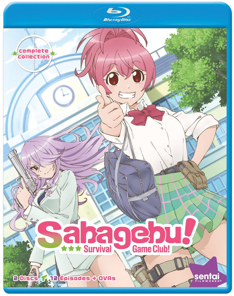 Sabagebu Survival Game Club Blu-ray 814131014481