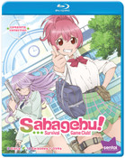 Sabagebu Survival Game Club Blu-ray