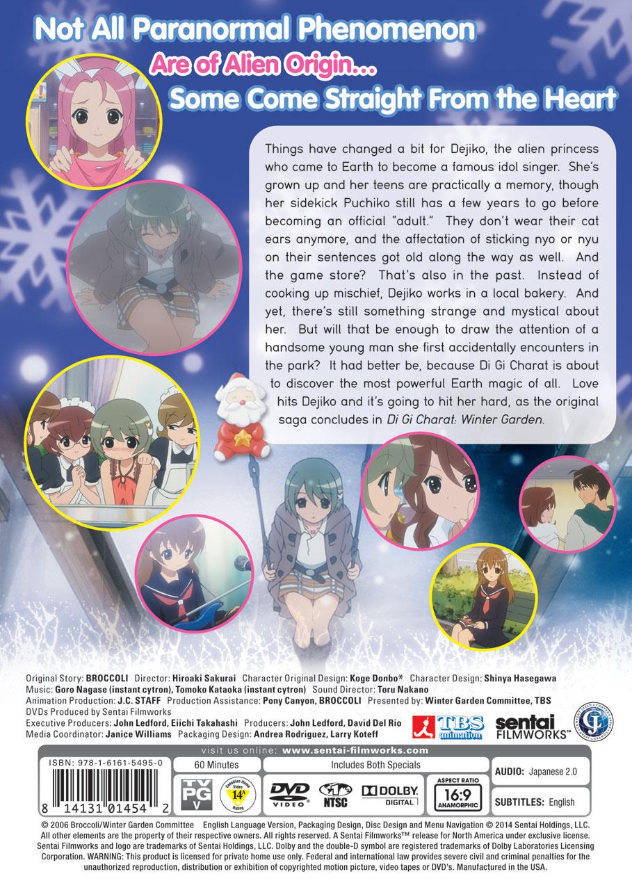 gi charat winter garden dvd