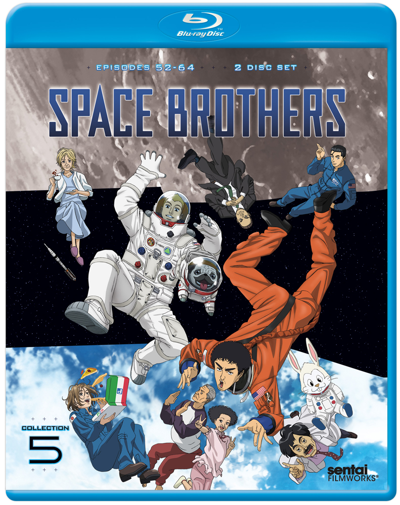 Space Brothers Collection 5 Blu-ray