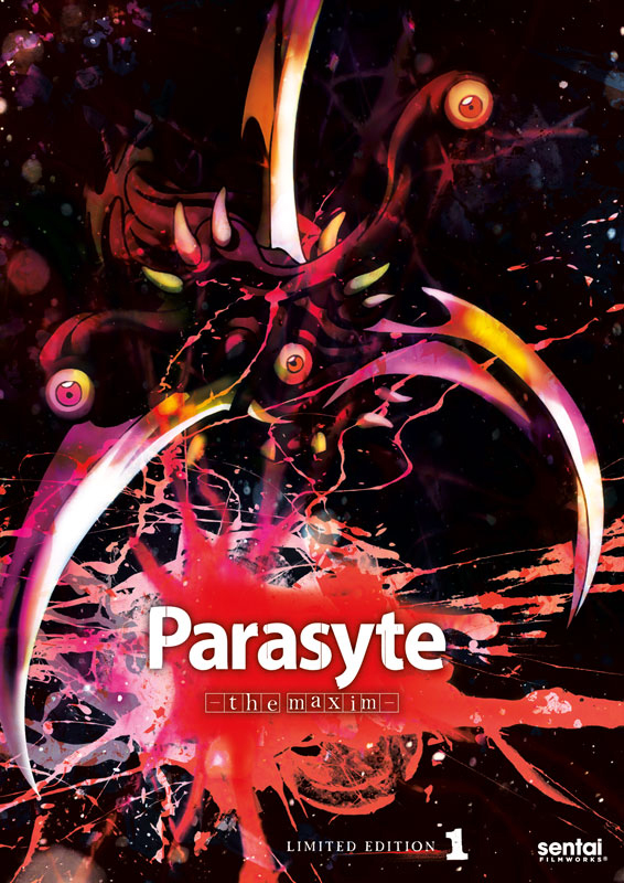 Parasyte - the maxim Box Set 1 Limited Edition Blu-ray/DVD Box Set
