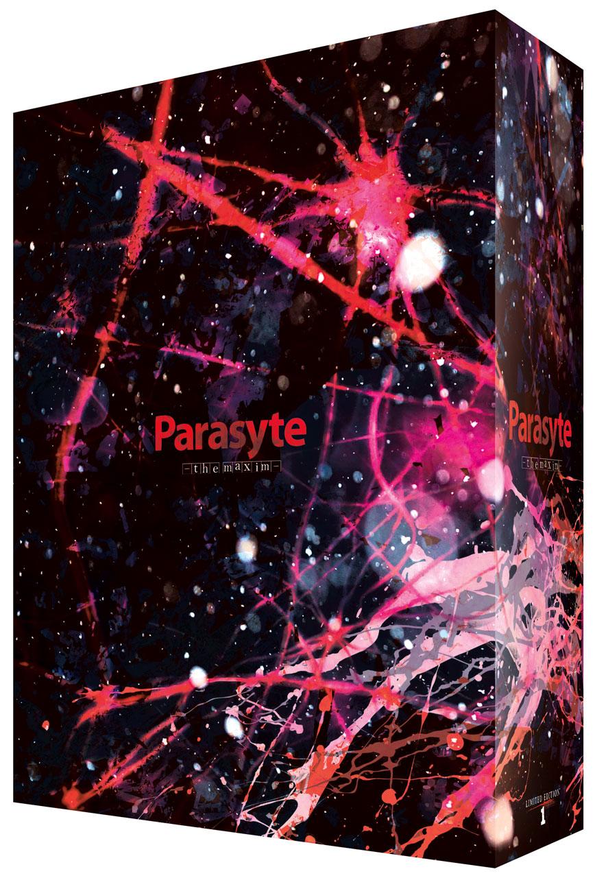 Parasyte - the maxim Box Set 1 Limited Edition Blu-ray/DVD Box Set