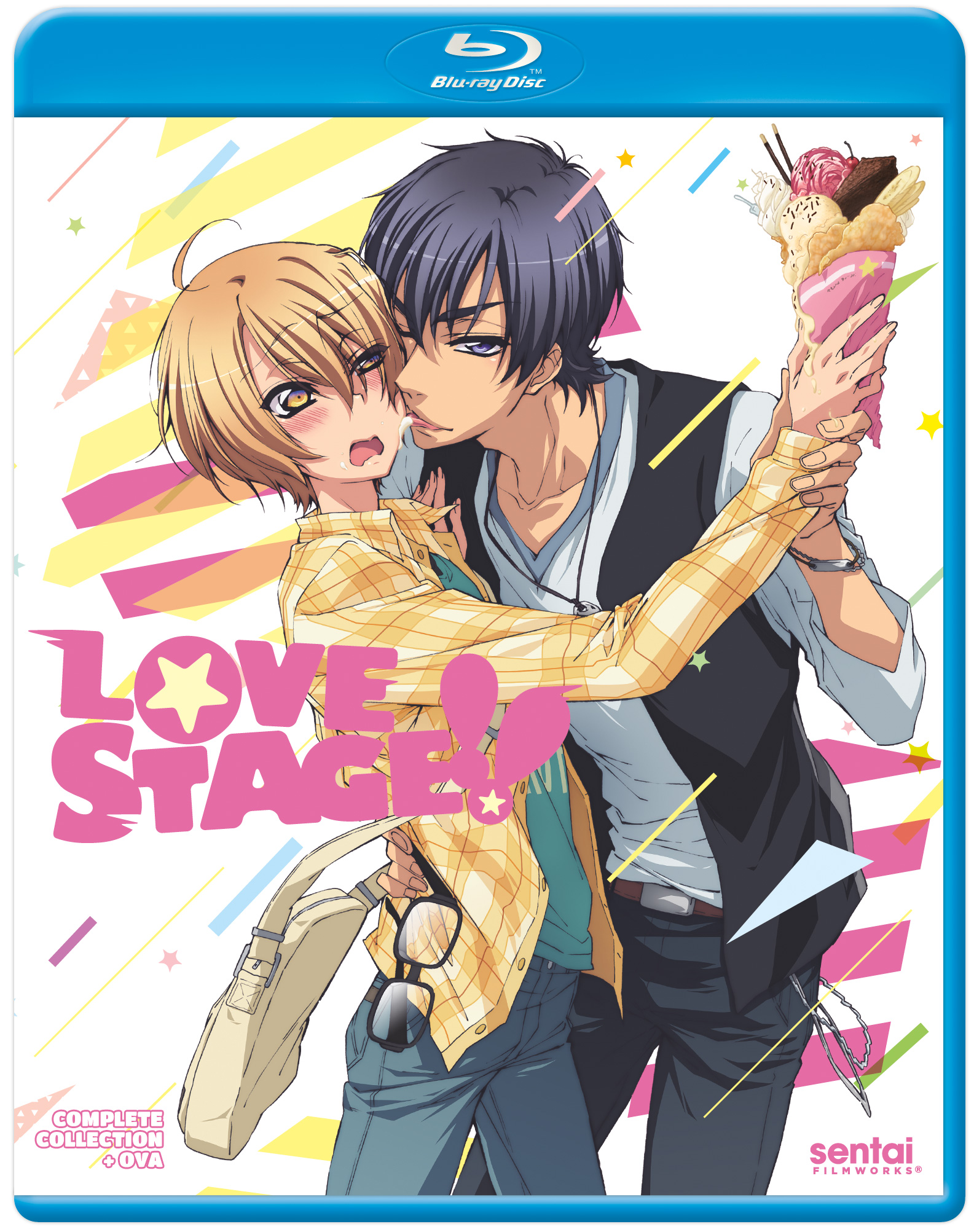 Love Stage!! Blu-ray 814131014696