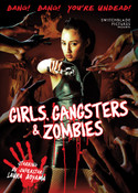 Girls Gangsters & Zombies DVD Adult