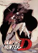 Vampire Hunter D OVA DVD