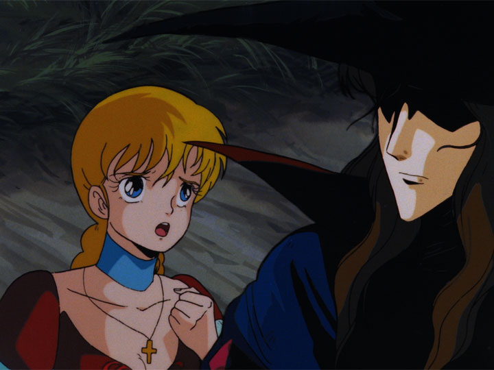 Vampire Hunter D OVA DVD