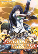 Magical Warfare DVD