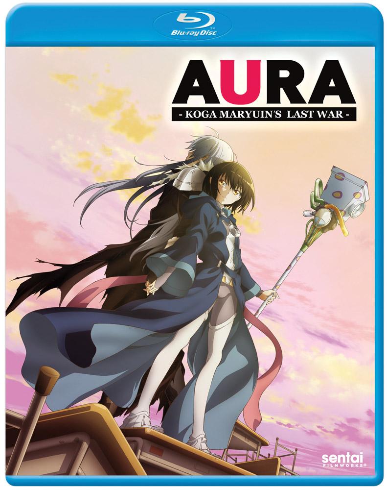 Aura Blu-ray 814131014887