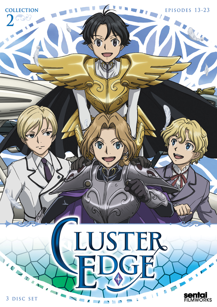 Cluster Edge Collection 2 DVD 814131014924