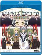 Maria-Holic Alive Blu-ray