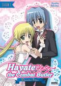 Hayate the Combat Butler Season 1 DVD
