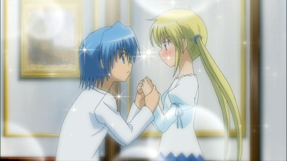 Hayate the Combat Butler Season 1 DVD