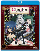 Chaika The Coffin Princess Season 1 Blu-ray