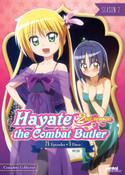 Hayate the Combat Butler Season 2 DVD