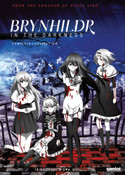 Brynhildr in the Darkness DVD