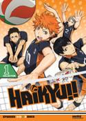 Haikyu!! Season 1 Collection 1 DVD