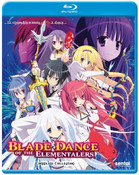 Blade Dance of the Elementalers Blu-ray