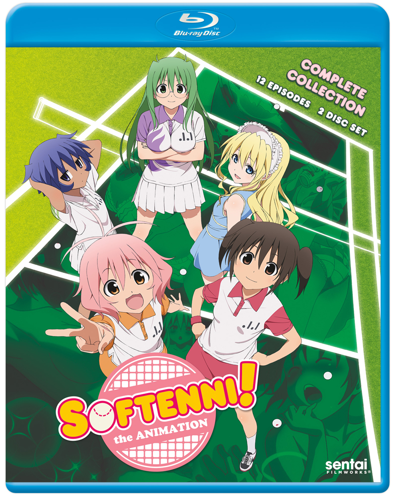 Softenni Blu-ray 814131015297