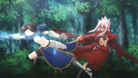Fate/kaleid liner Prisma Illya 2Wei! Blu-ray