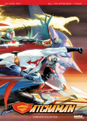 Gatchaman TV + OVA Complete Collection DVD