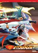 Gatchaman TV + OVA Complete Collection DVD