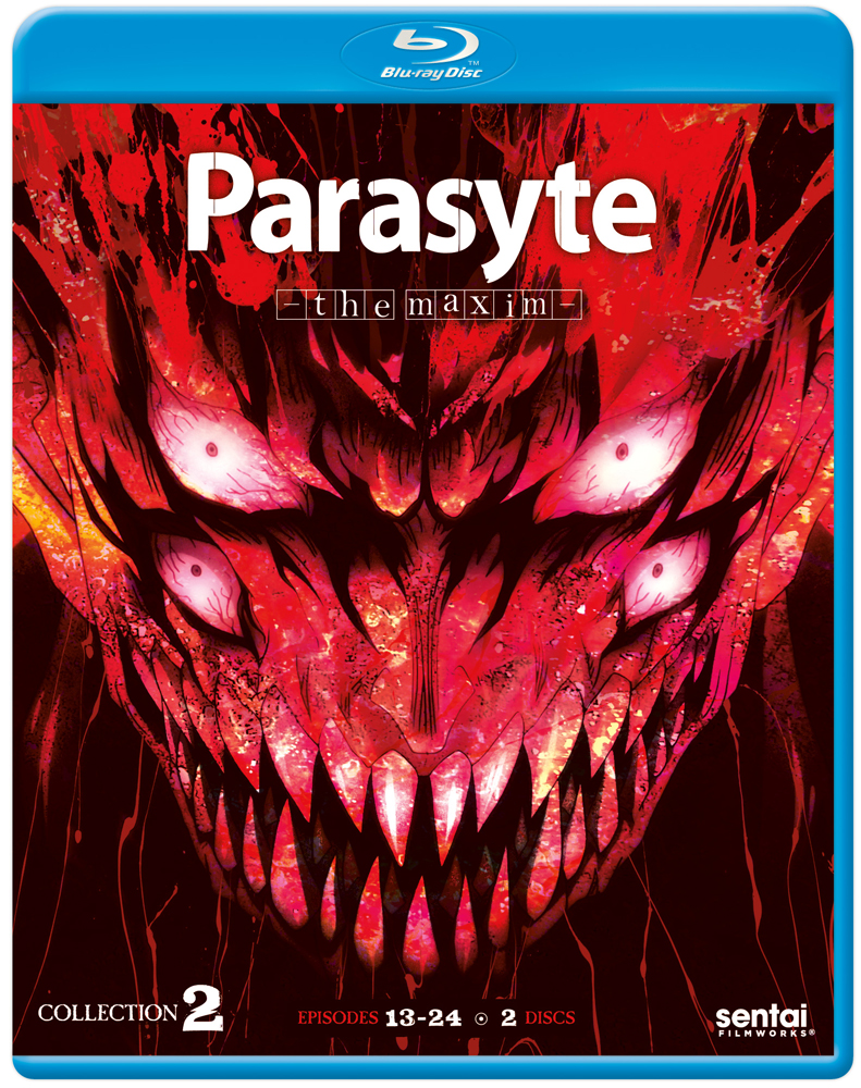 Parasyte ~ the maxim Collection 2 Blu-ray 814131015488