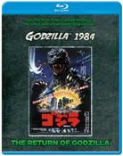 The Return of Godzilla (1984) Blu-ray