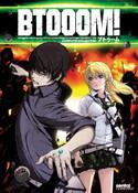 BTOOOM DVD