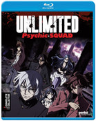 Unlimited Psychic Squad Blu-ray