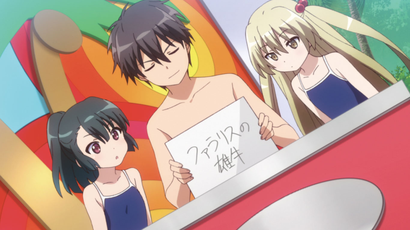 When Supernatural Battles Became Commonplace Blu-ray