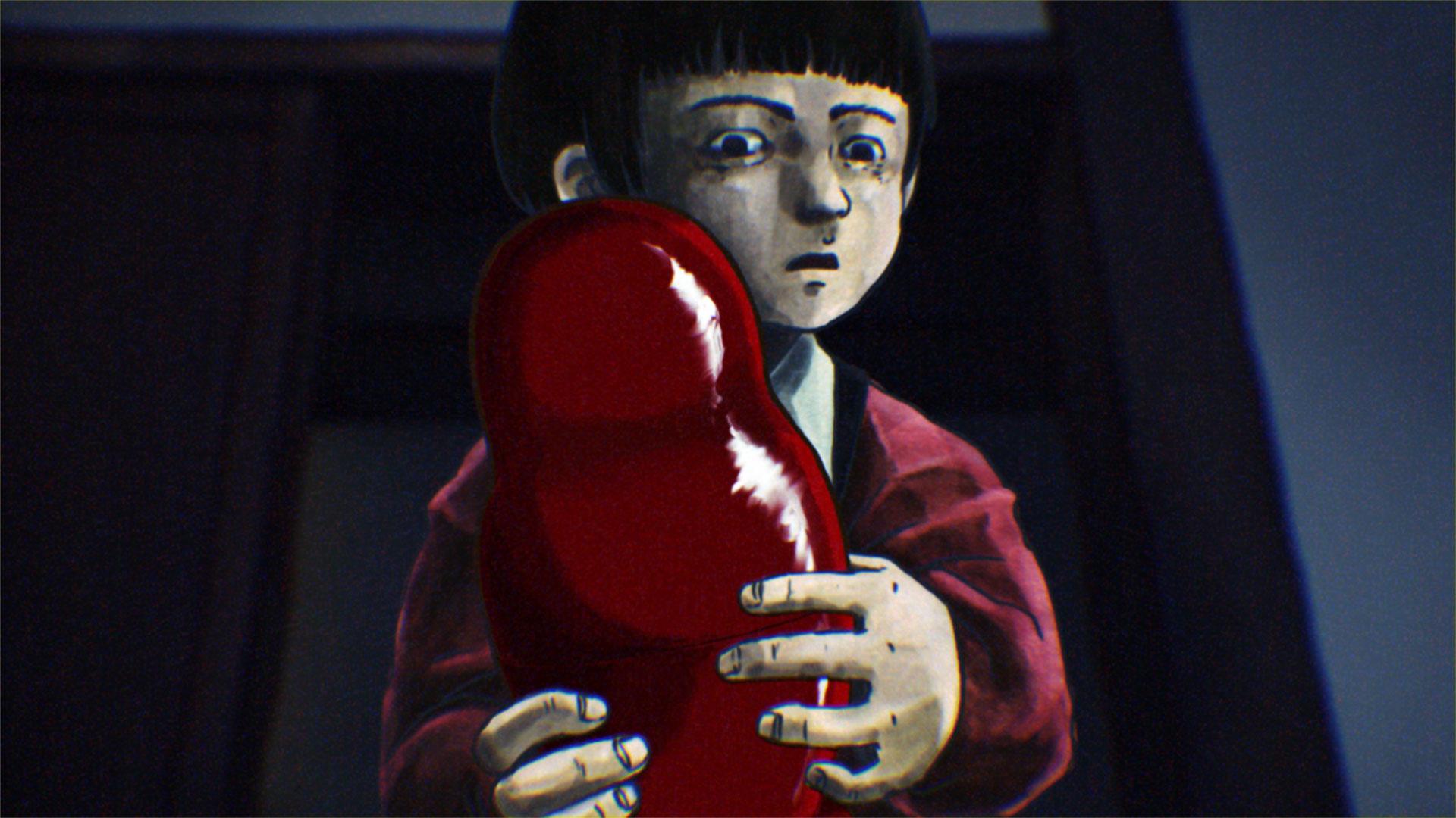 Yamishibai Blu-ray