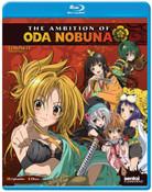 The Ambition of Oda Nobuna Blu-ray