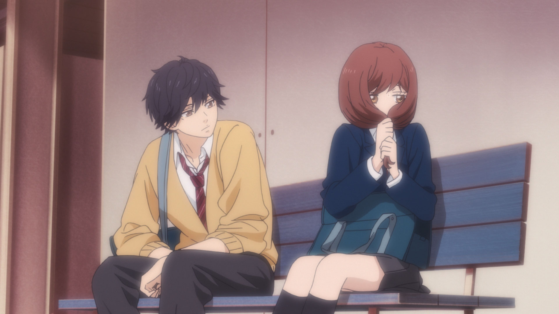 Blue Spring Ride Blu-ray