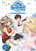 Amagi Brilliant Park DVD