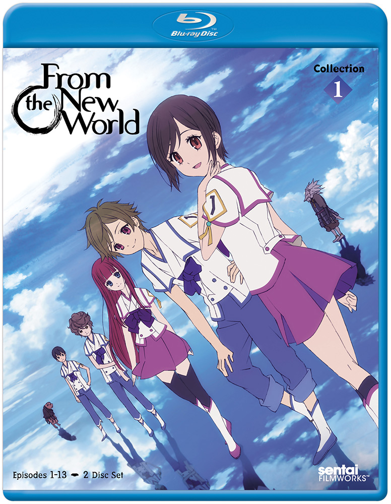 From the New World Collection 1 Blu-ray 814131016140